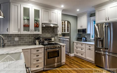 New Jersey Kitchen Cabinets fabuwood nexus frost kitchen cabinets best kitchen