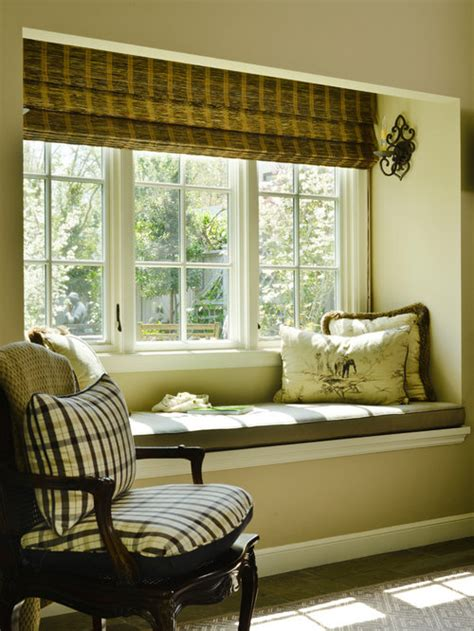 recessed window treatments ideas pictures remodel  decor
