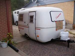 Expired Listing - 1982 13 U0026 39  Scamp Travel Trailer