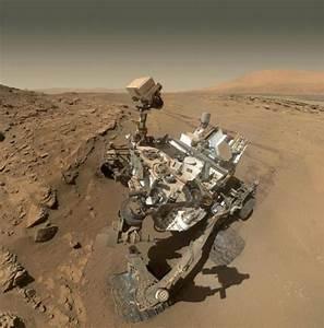 Selfie from Mars by NASA's Curiosity rover • Evartha English