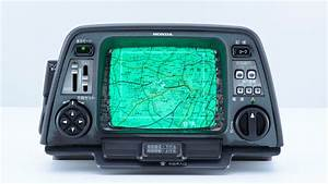 The World's First In-Car GPS Looked Like Something From ...