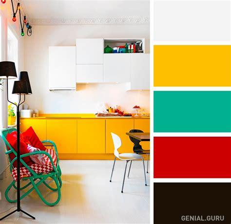 perfectas combinaciones de colores  tu cocina