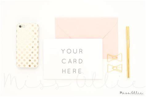 card mockup styled stock   ollie thehungryjpegcom