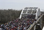 Bloody Sunday 50th anniversary: Thousands crowd Selma ...