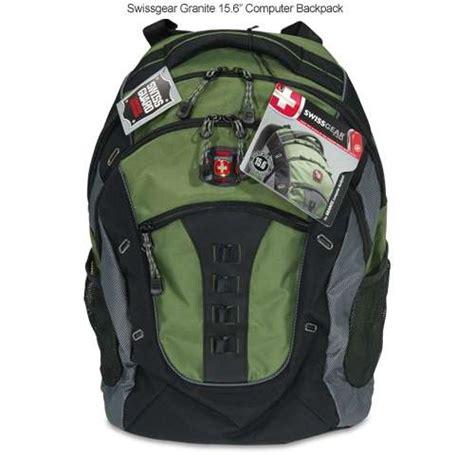 swissgear ga 7335 07f00 granite computer backpack fits