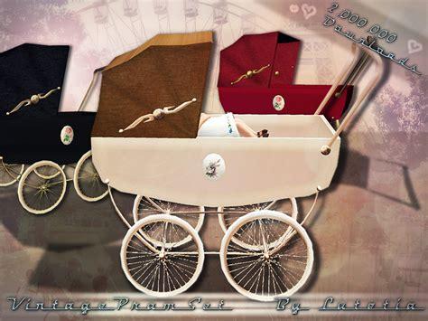 baby nursery set lutetia 39 s vintage pram set 2 000 000 dl