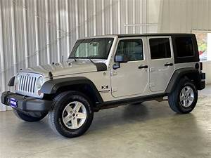 2009 Jeep Wrangler Unlimited 4wd Manual