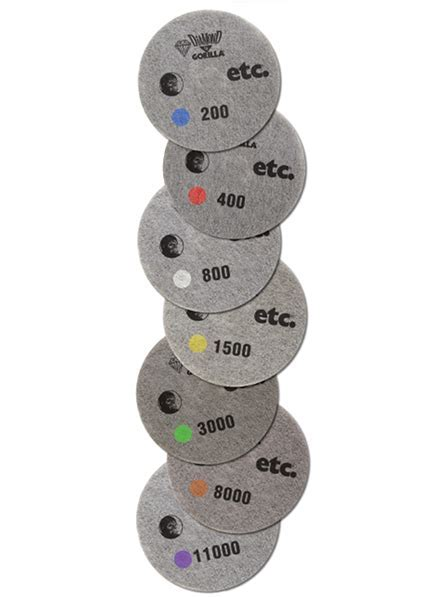 Diamond Polishing Pods: Best Bet for Concrete and Natural