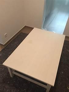 Ikea Couchtisch Hemnes : upcycling ikea hemnes couchtisch lackieren diy ~ Orissabook.com Haus und Dekorationen
