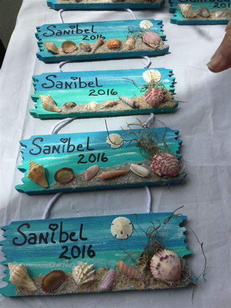 sea treasures  sanibel shell crafts