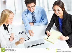 Group Of Business People Stock Photo - Image: 48885357
