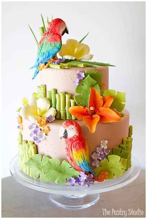 Tropical Wedding Cakes  A Wedding Cake Blog