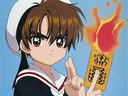 Sakura Li Syaoran Cardcaptor Characters Shaoran Crush