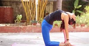 The Procedure And Benefits of Ustrasana (Camel Pose)