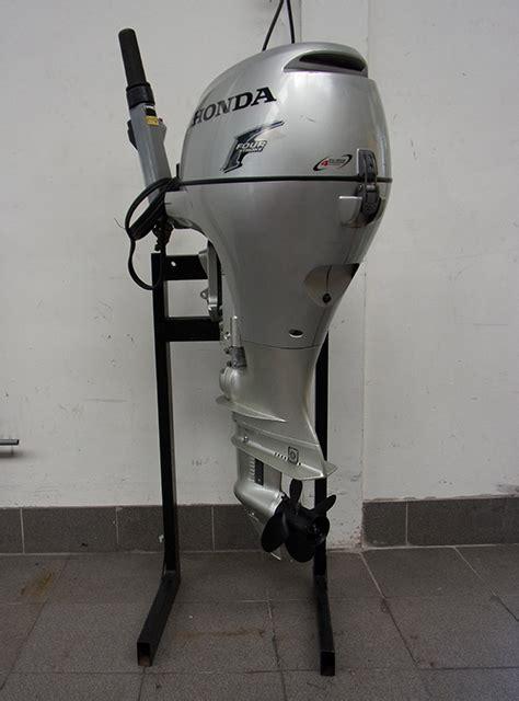 Honda 4 Takt Buitenboordmotor by Honda 8pk 4 Takt Elec Start Hebor Watersport