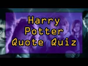 Harry Potter Qu... Youtube Harry Potter Quotes