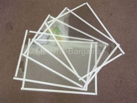 Xhsbc90 Replacement Acetate Protection Screens To Protect