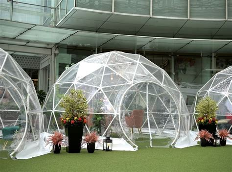 Dome Dining At Capitol Singapore: Free Use With Aircon ...