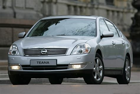 Nissan Teana Photo by Nissan Teana 2006 Reviews Prices Ratings With Various