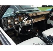 1972 Olds Cutlass Supreme Convertible Dash