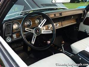 1972 Olds Cutlass Supreme Convertible Dash