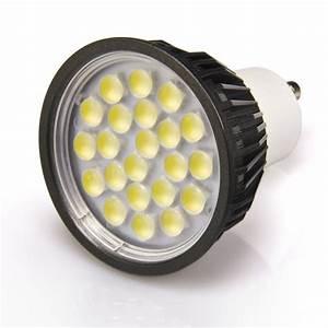 Led Lamp 5 Watt : white 5 watt led gu10 bulb bi pin led bulbs led home lighting super bright leds ~ Markanthonyermac.com Haus und Dekorationen