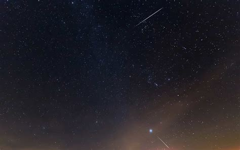 What Time Tonight Meteor Shower - the geminid meteor shower peaks tonight and it ll be the