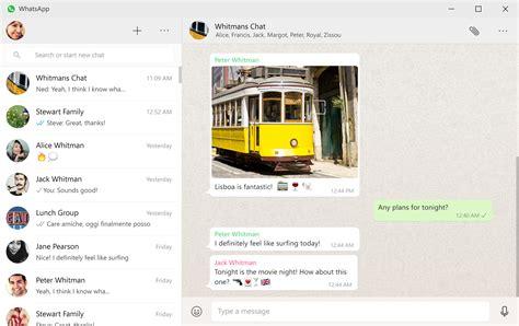 application bureau whatsapp lance application de bureau frandroid