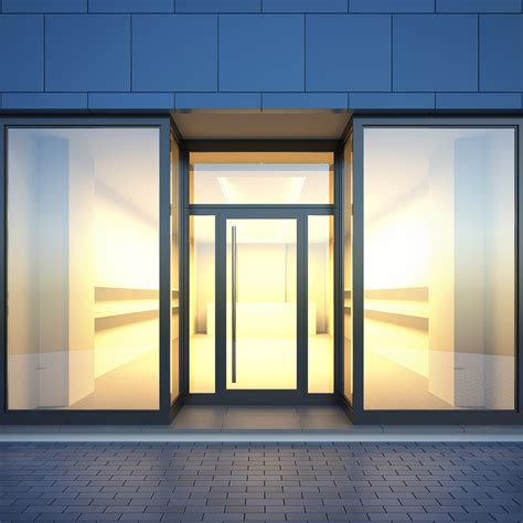 how to do interior designing at home designing a glass storefront for your business aeroseal