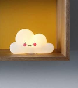 Veilleuse Bébé Nuage : veilleuse nuage ~ Teatrodelosmanantiales.com Idées de Décoration