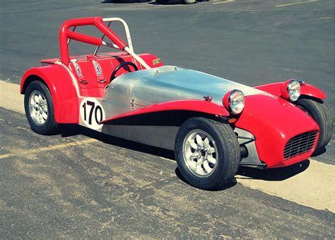 1963 Lotus Super Seven S2 For Sale On Bat Auctions