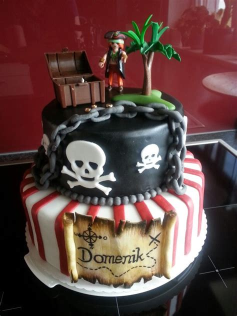 kinder torten deko piraten torte kindergeburtstag in 2019 kindergeburtstag kuchen piraten kindergeburtstag