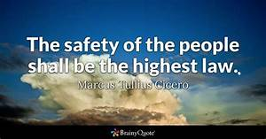 The safety of t... Legal Professional Quotes