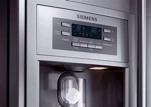 Siemens Kühlschrank Side By Side : technik zu hause siemens ka 60na40 sidy by side k hlschrank mit ber 500 litern nutzinhalt ~ Yasmunasinghe.com Haus und Dekorationen