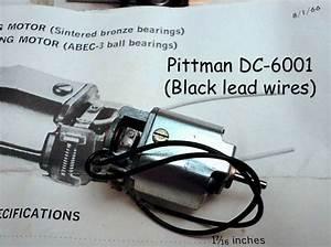 Dc-6001 And 6001bb - Pittman Era