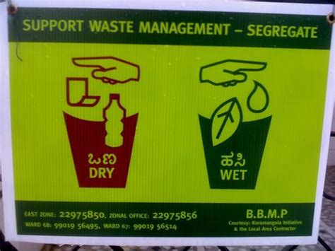 planet bureau three months imprisonment for non segregation of waste at