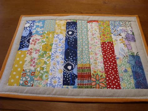 quilted placemats patterns quilted placemats
