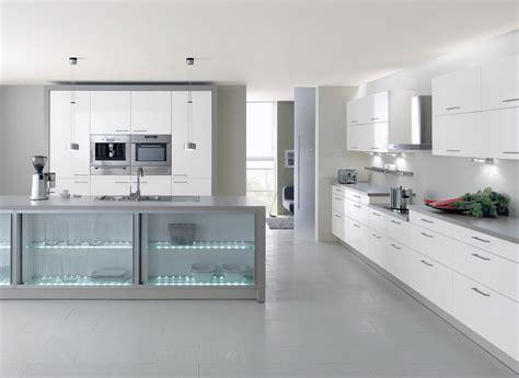 design cuisine cuisine blanche