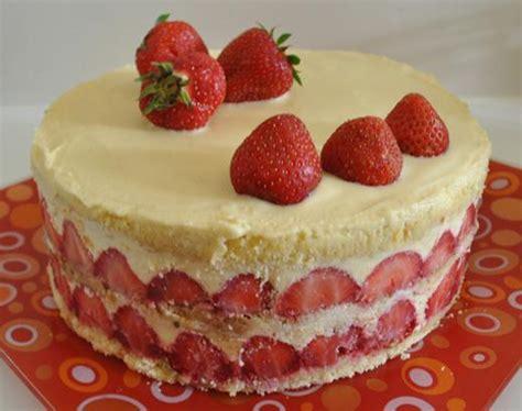 recette le fraisier gourmand notee