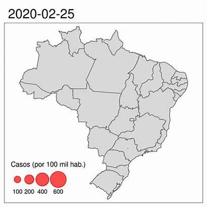 Dados Brasil Covid