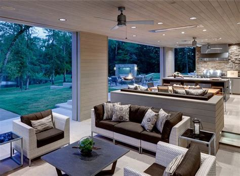 Design Ideas For Kitchen And Living Room by Outdoor Area Outdoor Area Ideas Outdoor Area Design