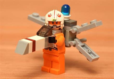 minimal lego starship costumes fit star wars