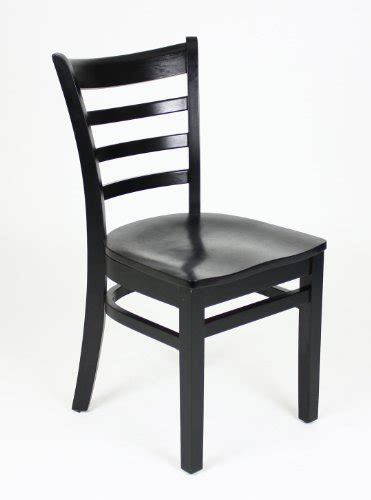 ladder back seat dining chairs ladder back style dining chair black stain price 9668