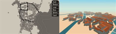 amazing overhead  fantasy city map generators  pub