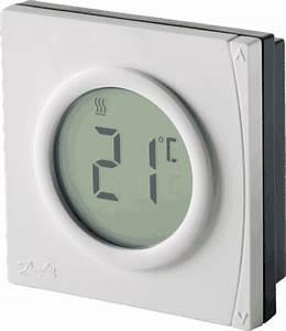 Danfoss Wireless Digital Room Thermostat