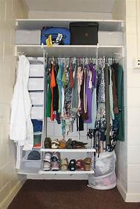 25 best ideas about dorm closet organization on pinterest With functional closet organization ideas for small space