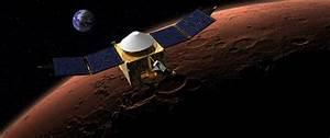 NASA, India Prepare Two Spacecraft for Mars Arrival