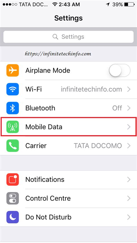 hotspot on iphone 6 personal hotspot disappeared in iphone 5s 6 6s after ios