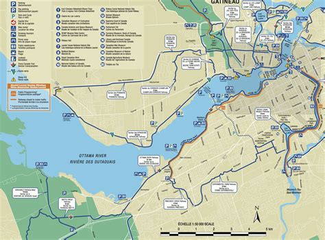 eastern ontario bicycle  plan toronto  ottawa