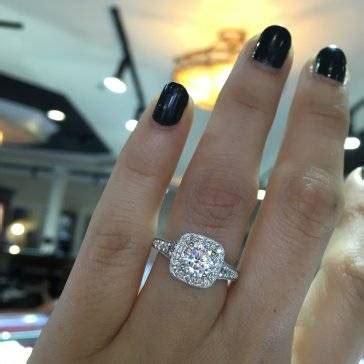 amazing engagement rings   dollars